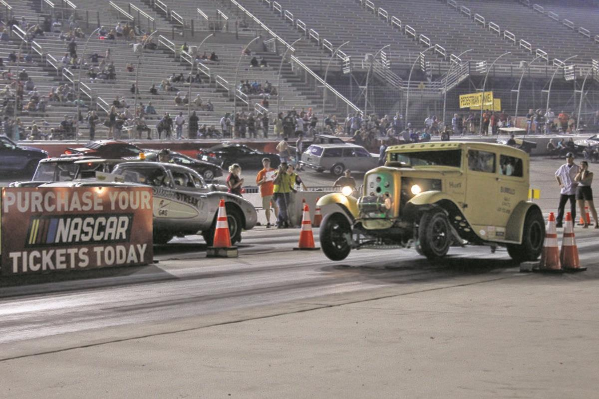 Southeast Gassers turn back the clock, rev up the fun at 'Nostalgia